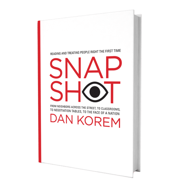 Snapshot Book Cover